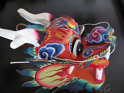 Usa Shipping Only-  Chinese Flying Dragon Kite Toy Thanksgiving Xmas Gift Ideas