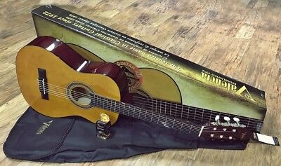 Valencia Guitar with Case and Tuner