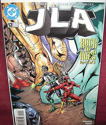 JLA #12 DC COMIC 1997 series NM