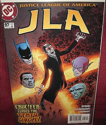 JLA #97 DC COMIC 1997 series NM