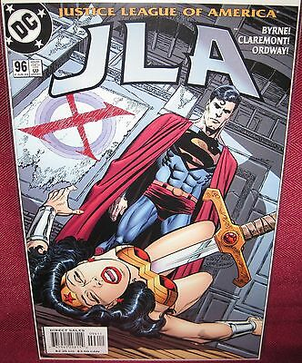 JLA #96 DC COMIC 1997 series NM