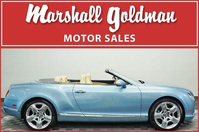2015 Bentley Continental GT  2015 Bentley Continental GTC Silverlake  Magnolia leather only 9,800 miles