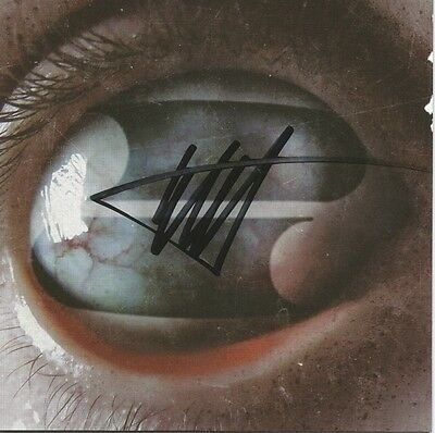 Crazy Eyes * by Filter (CD, 2016, Wind Up) Original Signed