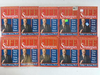 Class Lot of Life Strategies: Doing What Works, Doing What Matters - 10 copies b