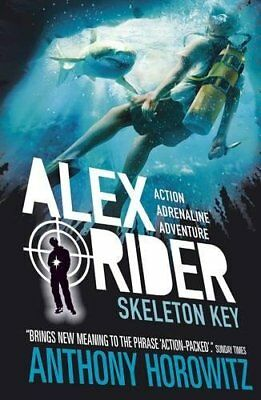 Skeleton Key (Alex Rider) by Horowitz, Anthony Book The Cheap Fast Free Post