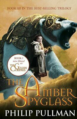 The Amber Spyglass (His Dark Materials) by Pullman, Philip Paperback Book The