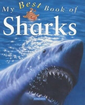 My Best Book of Sharks by Llewellyn, Claire Paperback Book The Cheap Fast Free