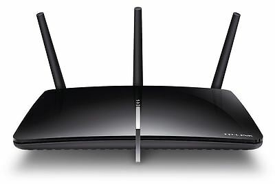 TP-LINK Archer D7 AC1750 Wireless Gigabit ADSL2+ Modem Router 1750Mbps USB Ports
