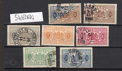 Collection Of Sweden Revenues / Fiscals
