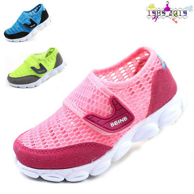 Kids Baby Sneaker Child Toddler Boys Girls  Breathable Mesh Casual Sport Shoes