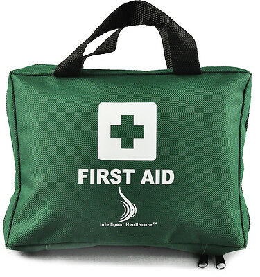 FIRST AID KIT 100 Piece Premium First Aid Kit by Intelligent Healthcare™ NEW