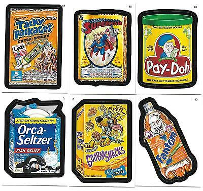 2006 Topps WACKY PACKAGES ANS Series 4 Set  (55 Cards)