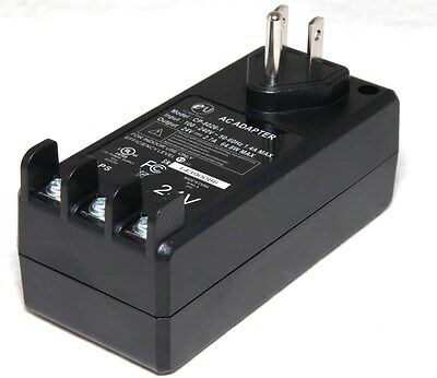 New AC Power Supply 24V 2.7A DC for HME ION IQ 6100 & EOS HD Base Stations OEM