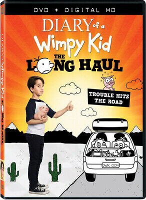 Diary of a Wimpy Kid: The Long Haul [New DVD] Ac-3/Dolby Digital, Digitally Ma