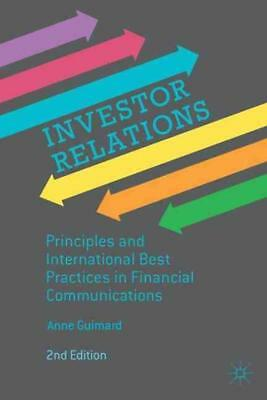Investor Relations - New Hardcover Book