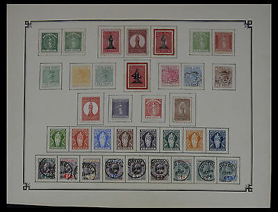 Lot 27594 Collection stamps of British Virgin Islands 1867-1904.