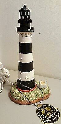 Lefton Historic American Lighthouse -- 1998 Cape Canaveral Florida #11569