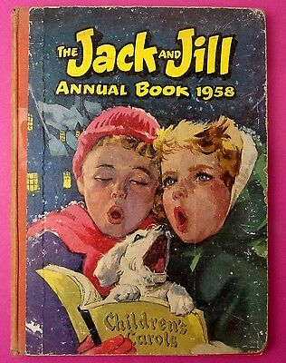 The Jack and Jill Annual Book 1958