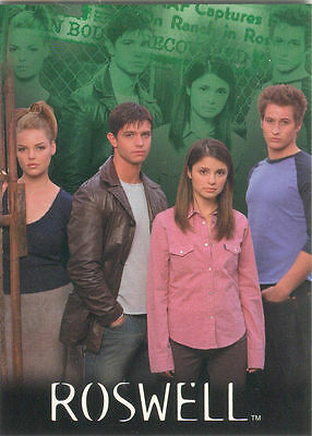 Roswell   :  Promo Cards Various Series / Seasons /sets ...select /choose