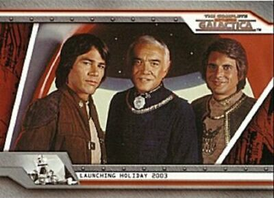 Battle Star Galactica   :  Promo Cards