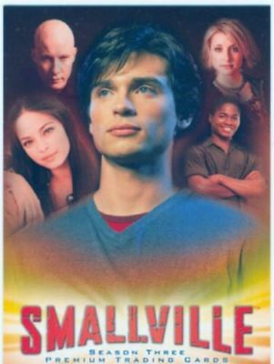 Smallville   :  Promo Card                  ...select /choose