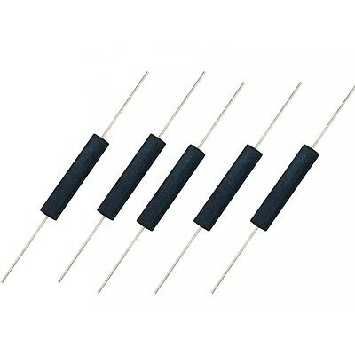 5x Pcs REED SWITCH 2 X 14 mm Plastic Normally Open N/O Low Voltage Current