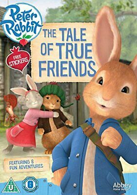 Peter Rabbit - The Tale Of True Friends DVD - DVD  LEVG The Cheap Fast Free Post