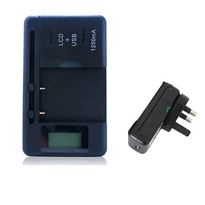 BL-5J Battery Charger for Nokia N900 X6 C3 C3-00 5230 5800 XpressMusic AC MAIN