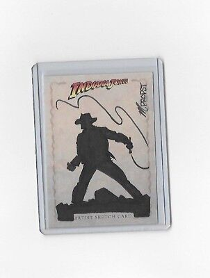 Indiana Jones Heritage Autograph Cards    ...select /choose