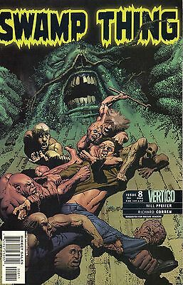 Swamp Thing #8 (NM)`04 Pfeifer/ Corben