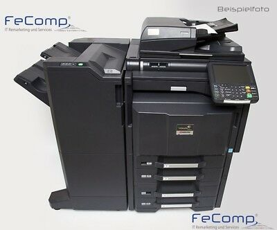 kyocera taskalfa 4550ci mfp din a3 drucker kopierer scanner fax ma754 eur 449 00. Black Bedroom Furniture Sets. Home Design Ideas