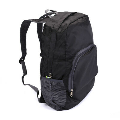 Unisex Waterproof Foldable Backpack  Bag Rucksack Outdoor Sports Hiking Camping