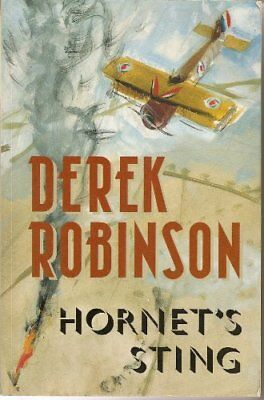 Hornet's Sting by Robinson, Derek Paperback Book The Cheap Fast Free Post