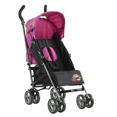 MyChild Nimbus Stroller (Pink) lightweight and practical with compact fold