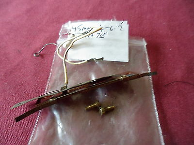TRIANG 4-6-2 PICK UPS 45mm WITH 1/2 BRUSH PLATE. FOR SPARES