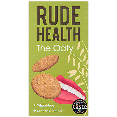 Rude Health The Oaty Biscuits - 200g