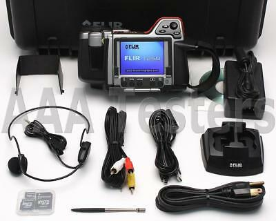 FLIR Systems T250 9Hz 200 x 150 Infrared Thermal Imaging Camera IR T-250 Imager