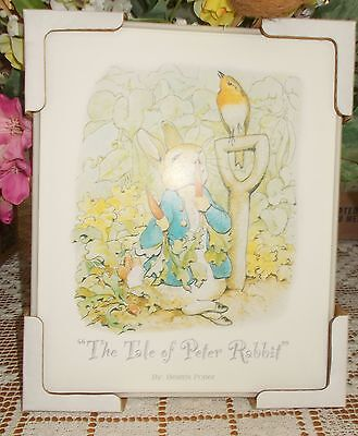 2 Beatrix Potter Wall Hangings - Empire Art - Mint