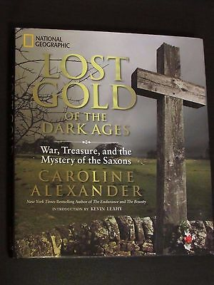 Lost Gold of the Dark Ages : War, Treasure, and the Mystery of the Saxons by Car