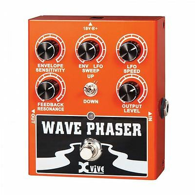 Xvive Wave Phaser 18V Pedal W1 Xw1
