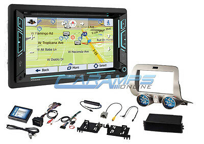 NEW SOUNDSTREAM STEREO RADIO W// NAVIGATION /& AUX//USB /& BLUETOOTH W// INSTALL KIT