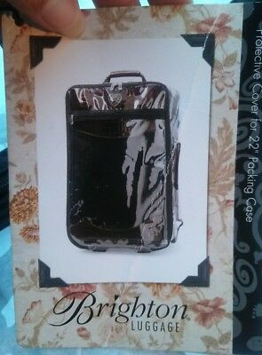 Nwt ❤Brighton Luggage Protective Cover For The 22'  New With Tag Rare