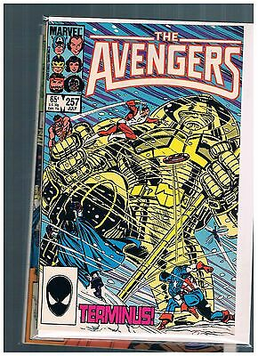 . The Avengers 257,259-260 First Nebula + Appearances Free Or Combined Shipping