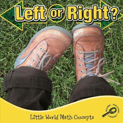 Left Or Right? - Meredith, Susan Markowitz - New Paperback Book