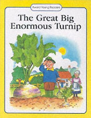 The Great Big Enormous Turnip (Award Young Readers) (Paperback), . 9781841351926