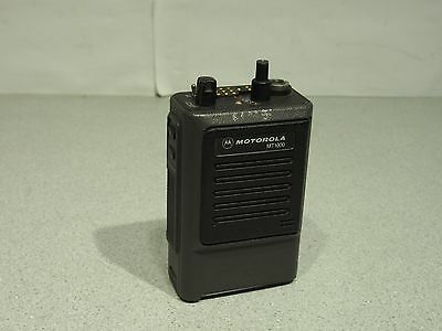 Motorola MT1000 H44GCU7180AN AZ489FT4718 4W 8CH UHF 403-512 Radio Body Only