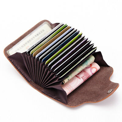 Card Holder Wallets Retro Style Purse Cover Credit Hasp Driver License Card Case