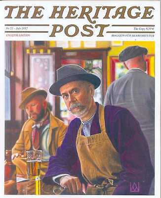 The Heritage Post Magazine - Issue 22 / July 2017 (NEW COPY),
