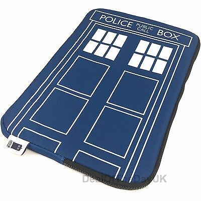 """New Dr Who Tardis 13 Inch Laptop Case 13"""" 13.3 Macbook Pro Sleeve Notebook Pouch"""