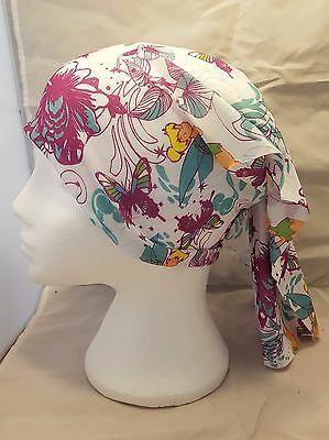 Multifunction head wrap neck tube scarf mask hat FAIRY TINK cycling hiking ski